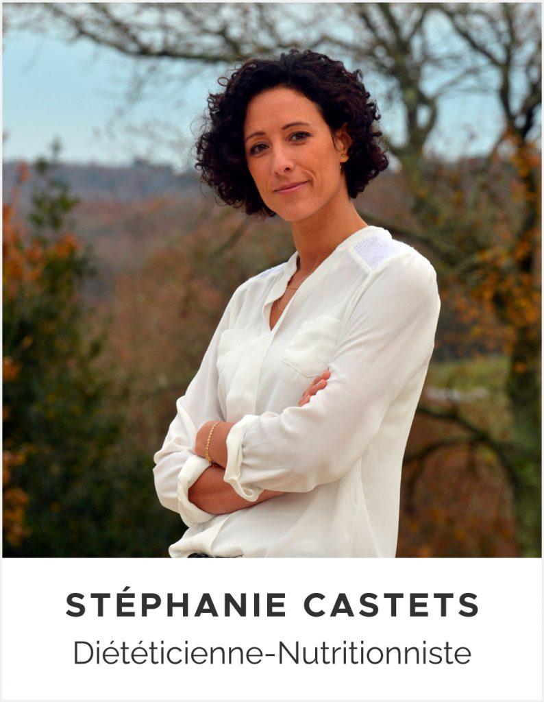 Stéphanie Castets diététicienne - nutritionniste dans les Landes